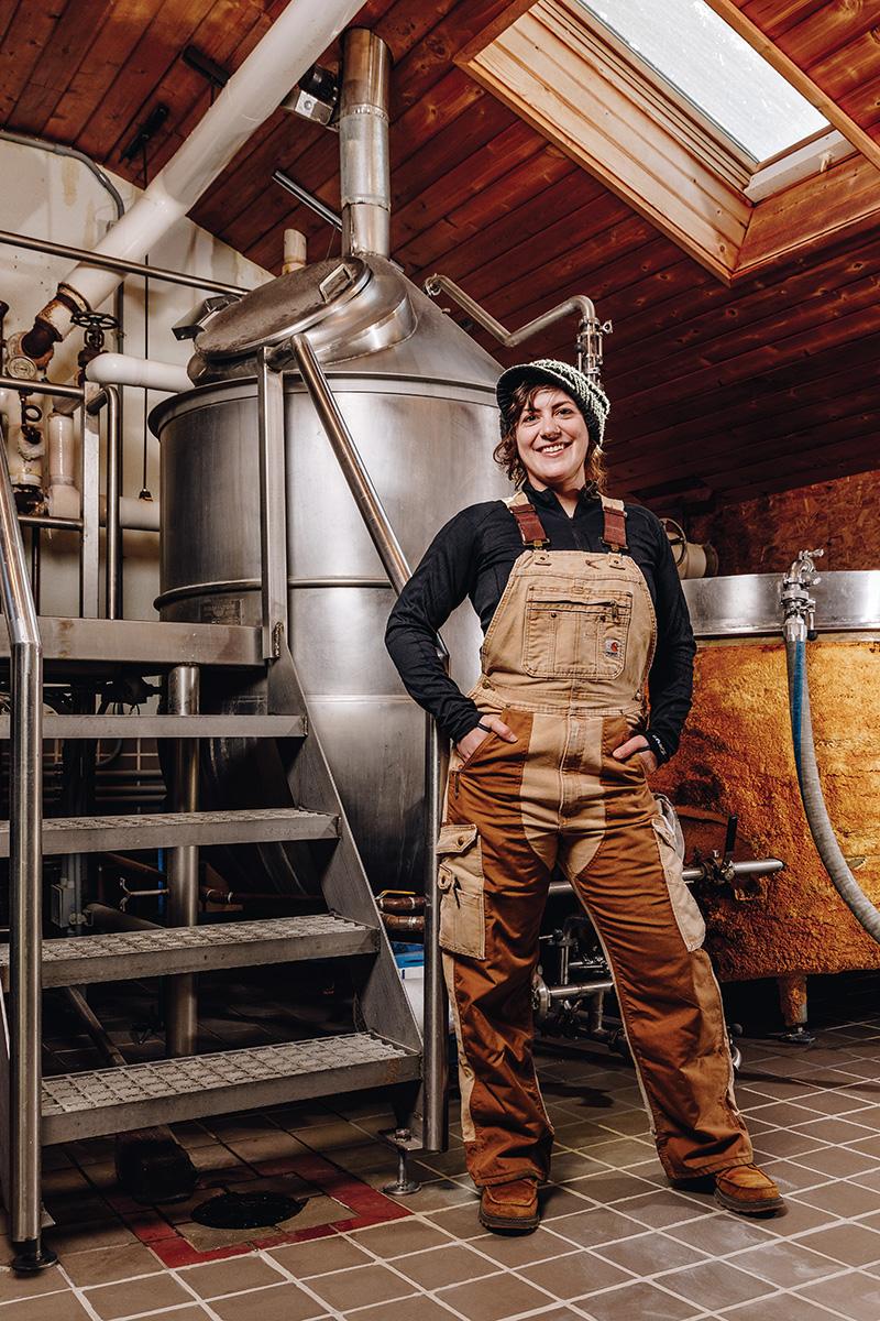 female brewers