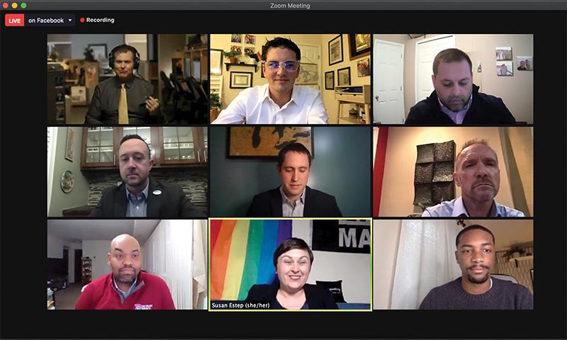 LGBTQ elected officials - metro detroit