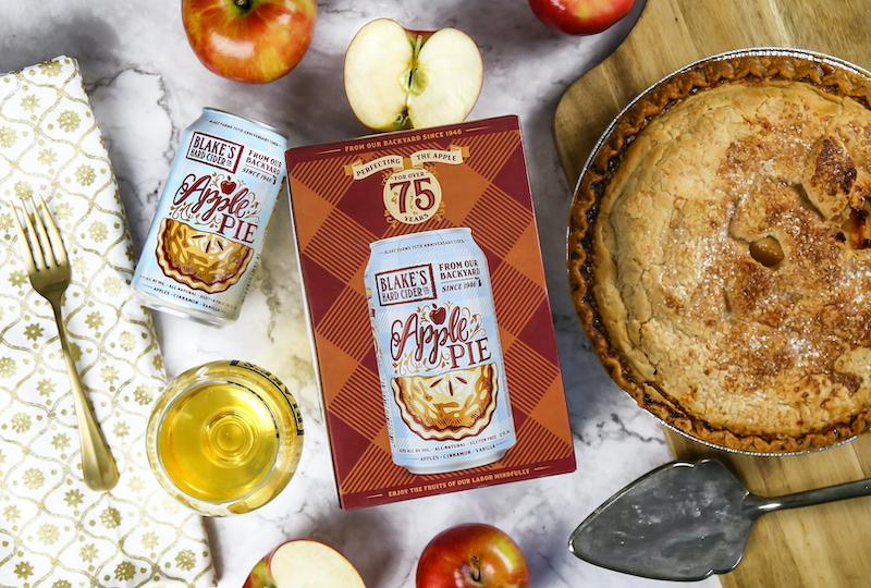 blake's apple pie hard cider