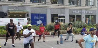black health movement foundation - Second Saturday Fitness Fest