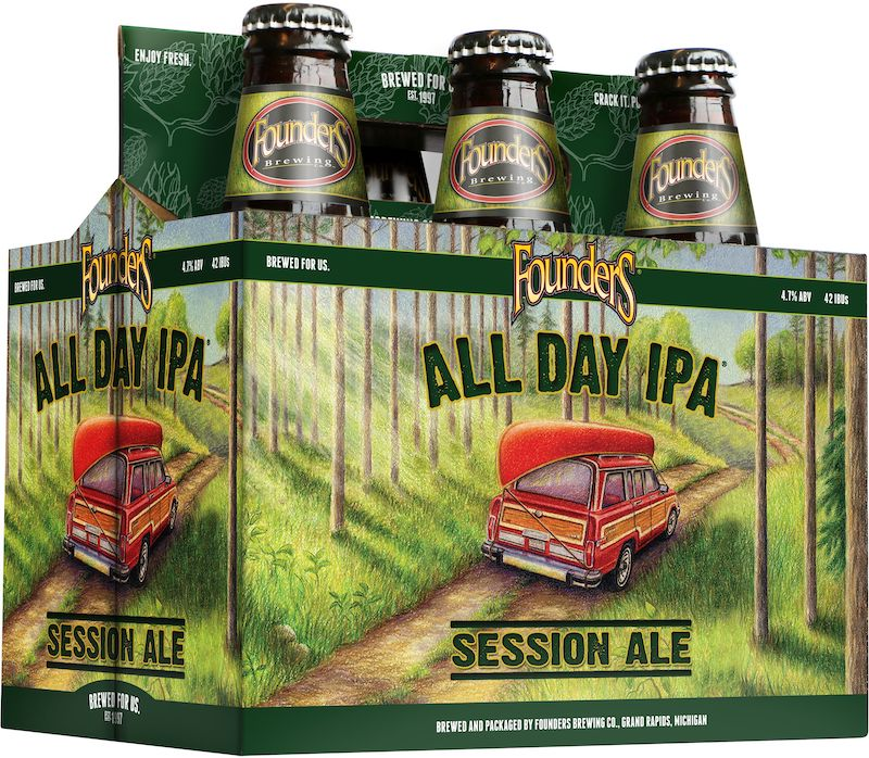 All Day IPA - father's day gifts