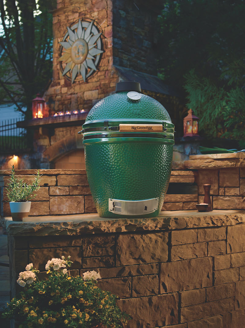 Big Green Egg - father's day gifts