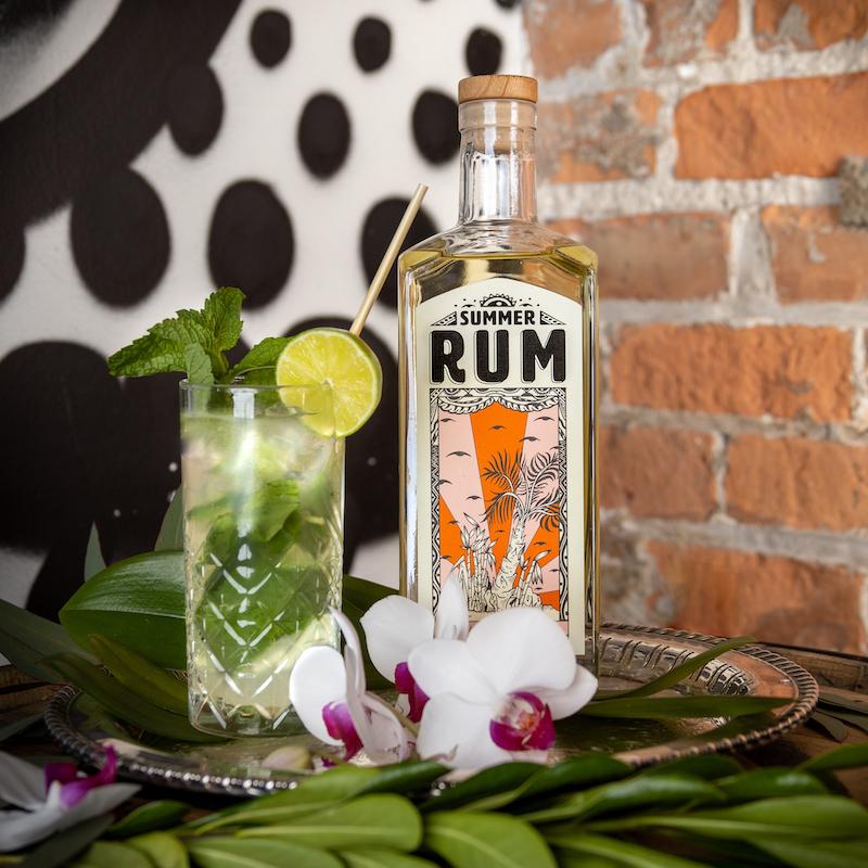 mojito - summer rum