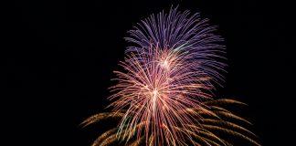 salute to america - fireworks metro detroit