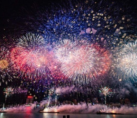Ford Fireworks