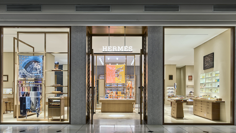 HERMES - somerset collection
