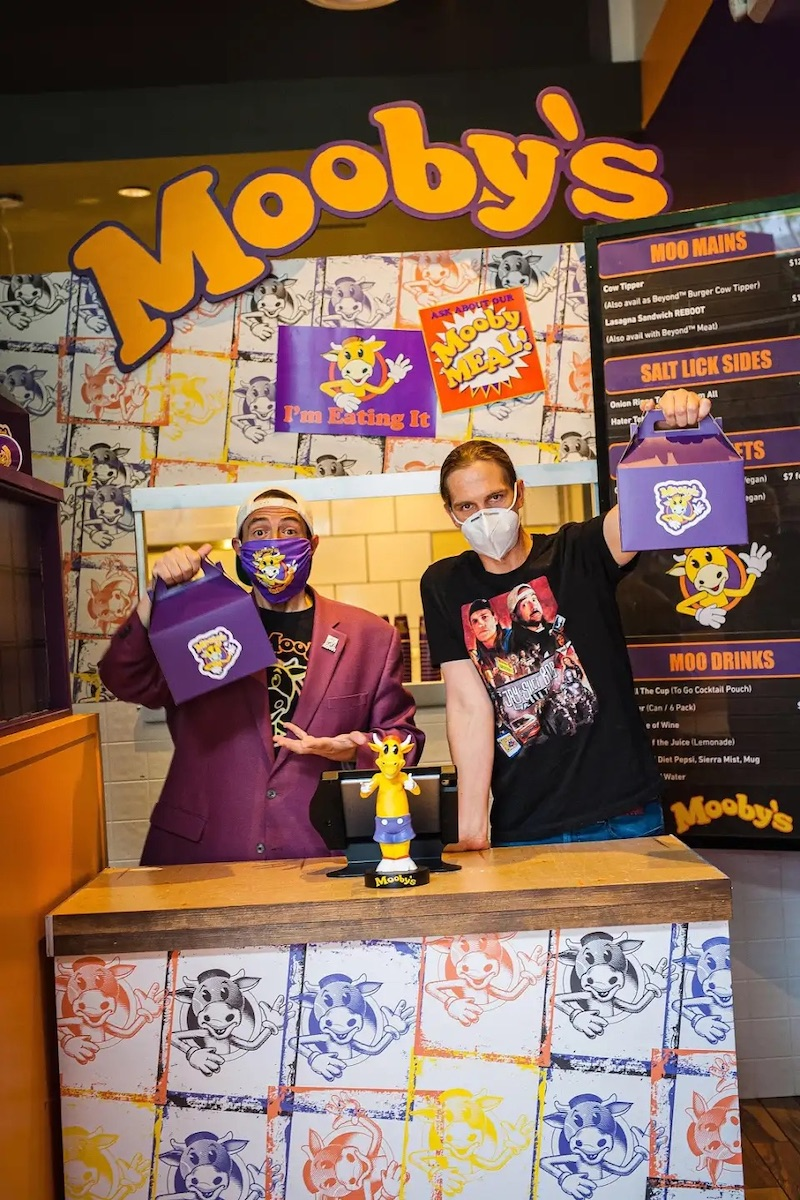 Mooby's - kevin smith