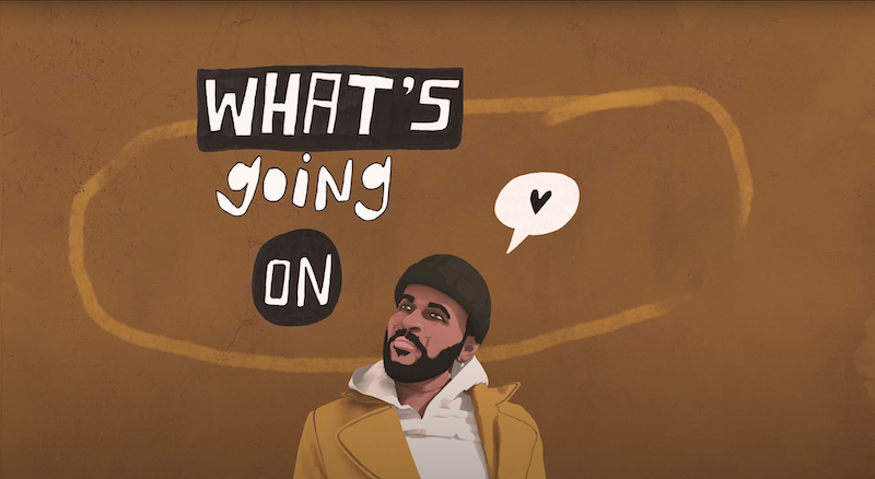 marvin gaye - what's going on mowtown