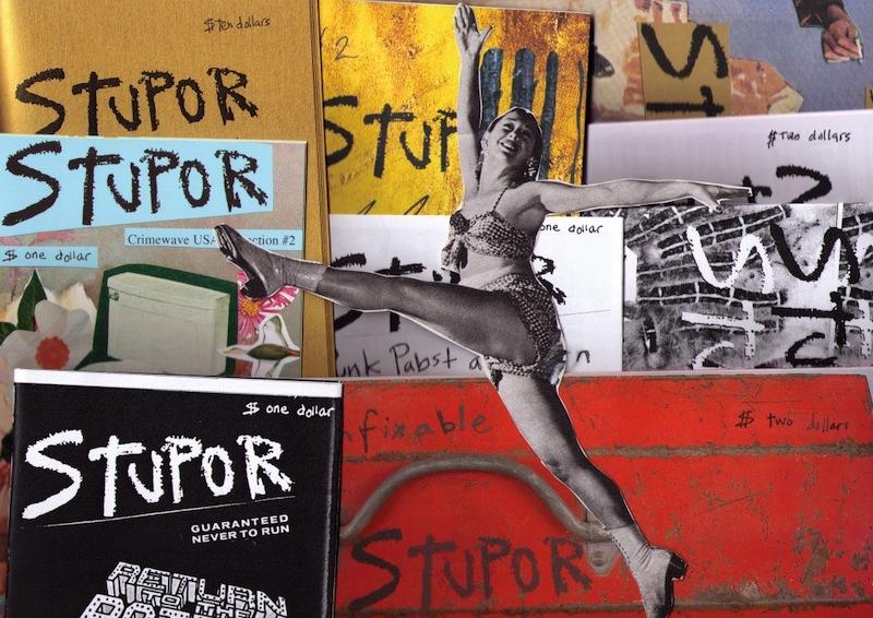 Stupor - MOCAD summer exhibits