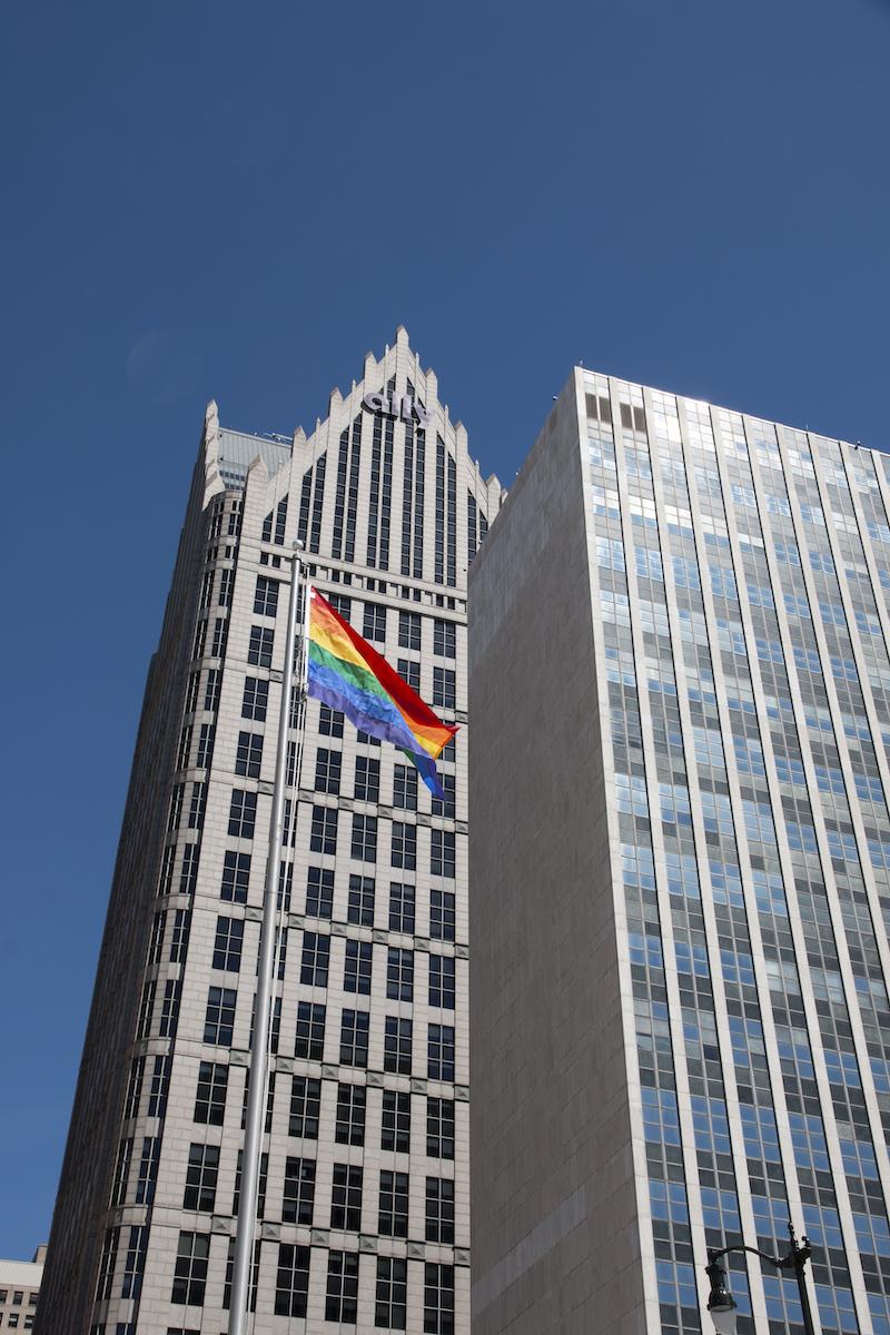 pride month - motor city pride