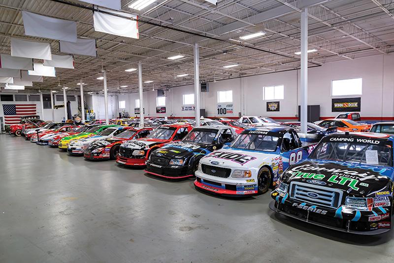 Roush Automotive Collection - metro detroit auto attractions