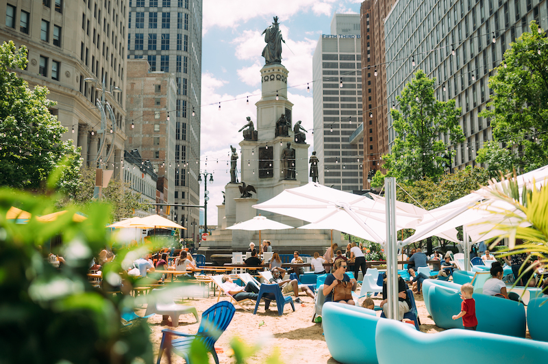 Friday Beach Party PC Downtown Detroit Partnership 3