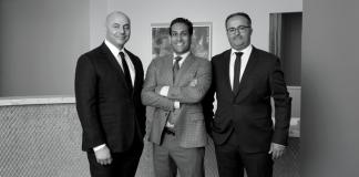 Dr. Mahir Elder, Dr. Amir Kaki & Dr. Tamam Mohamad