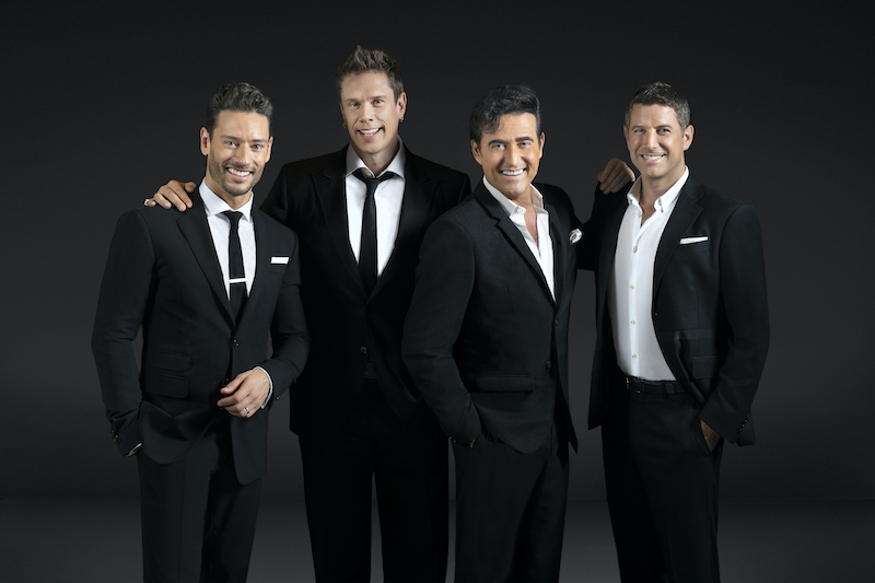 Il Divo - live music - upcoming detroit concerts