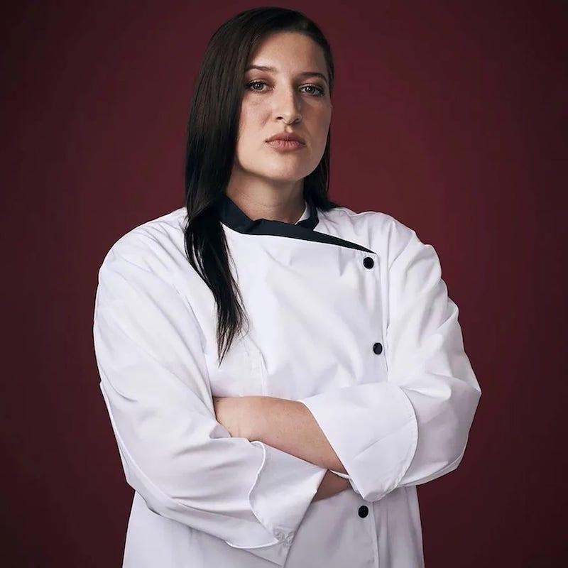 Josie Clemens Hell's Kitchen PC Frame