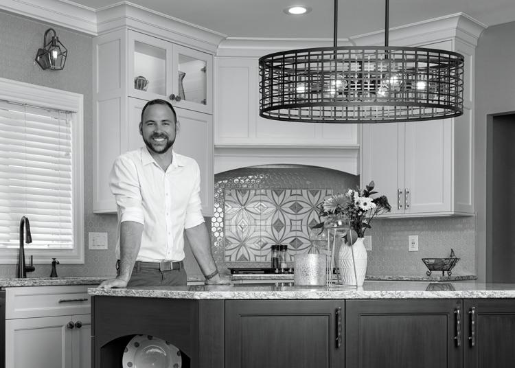 Nicholas Vanderhovel, Kitchen NV