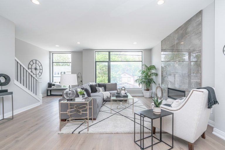 New Luxury Townhomes Opening in Downtown Northville