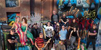 Punk Rock and Paintbrushes 2 PC