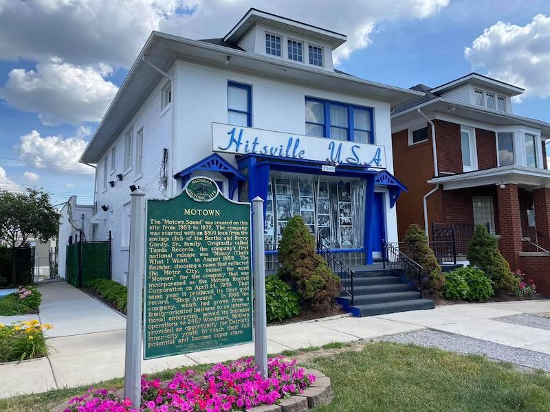 hitsvilleusa PC Motown Museum
