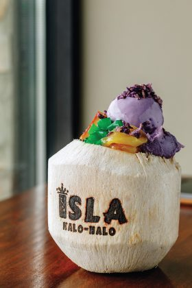 isla filipino dishes