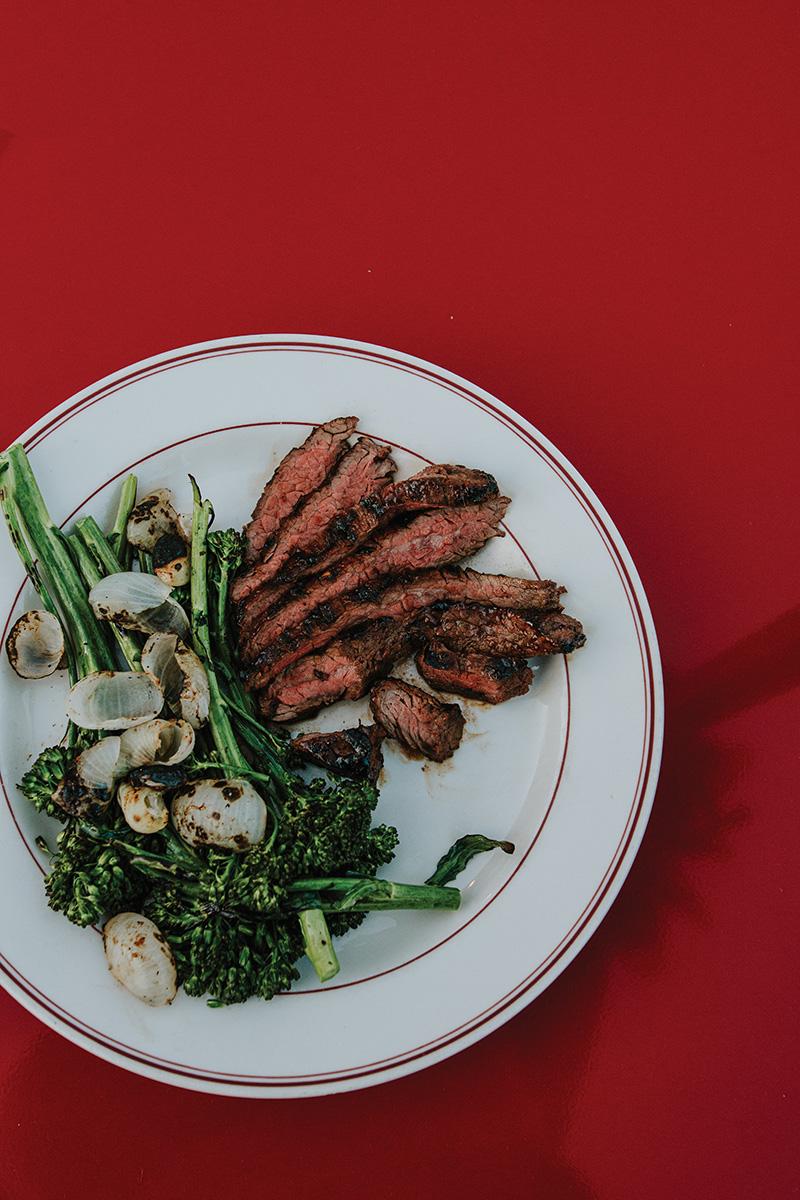 vinsetta garage flank steak recipe