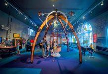 ann arbor hands on museum steam park