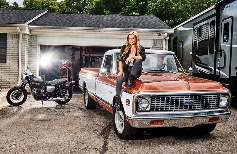 Cristy Lee - Celebrity IOU:Joy Ride