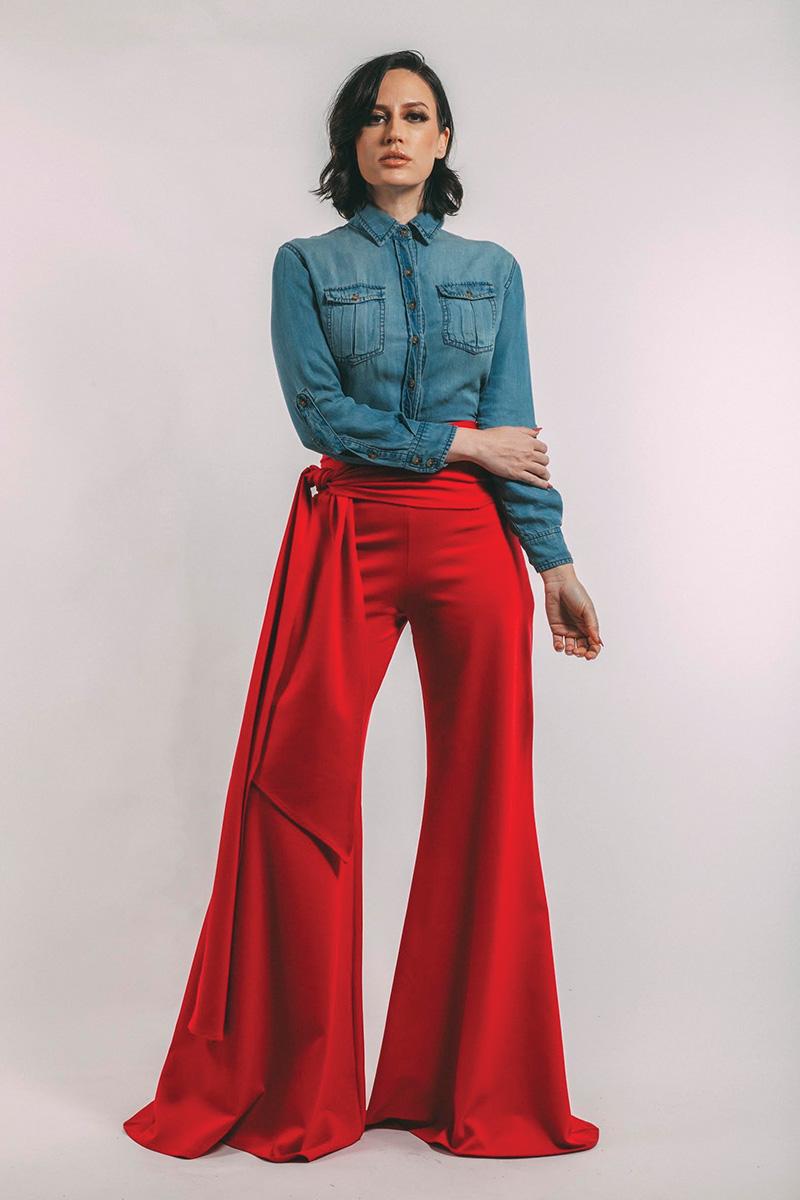 Felis Bellz Pants - back-to-work style