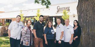 Guernsey Dairy Farms