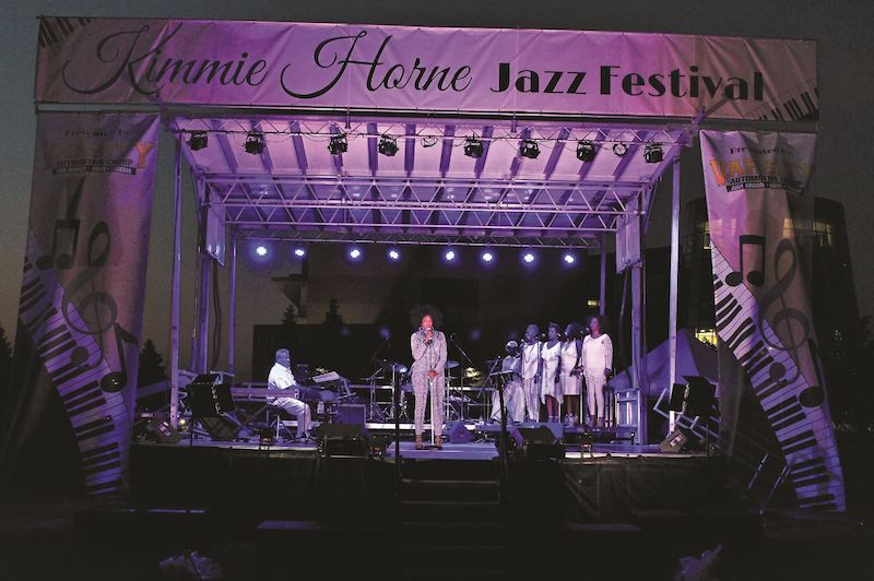 Kimmie Horne Jazz Festival PC City of Southfield