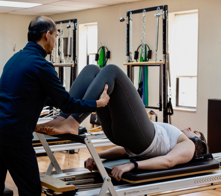 The Benefits of Pilates Before and After Hip Surgery