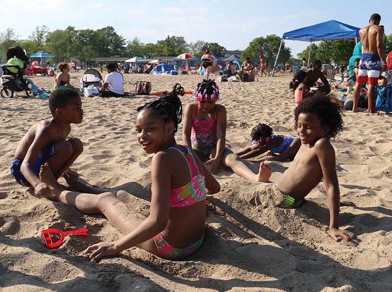 lake st clair metropark - Southeast Michigan Beaches