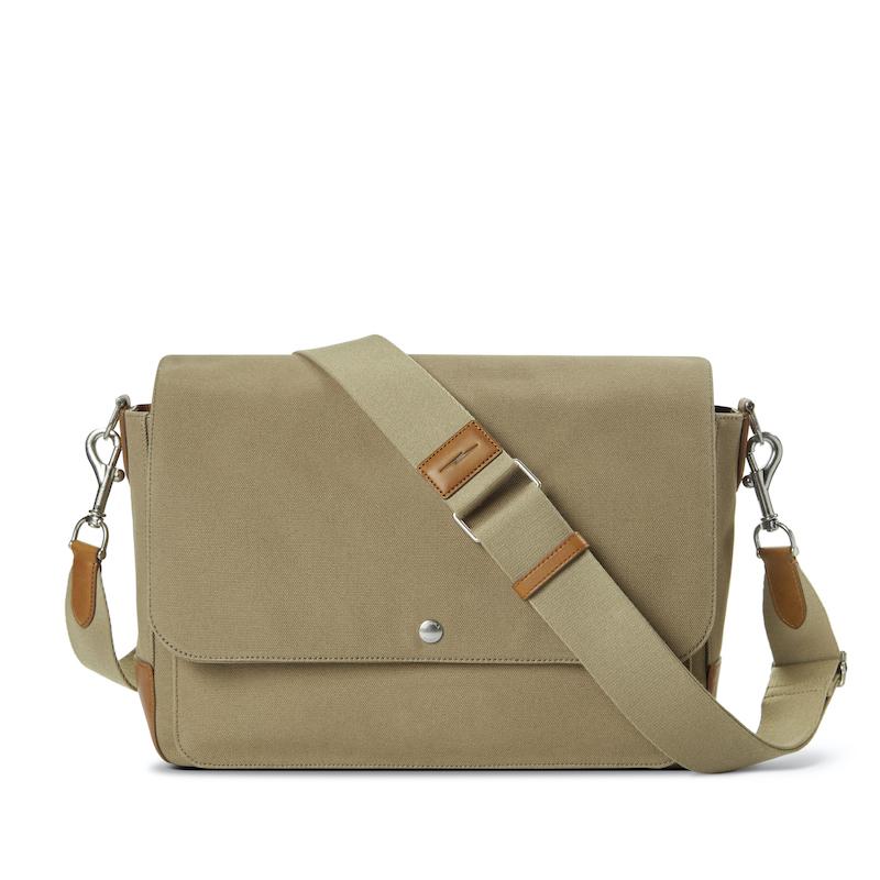 shinola messenger bag - back-to-work style