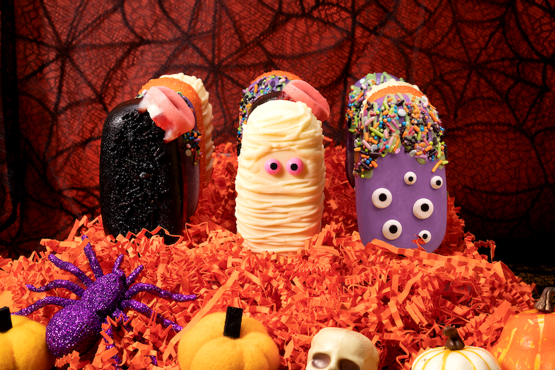 Bombshell Treat Bar Halloween