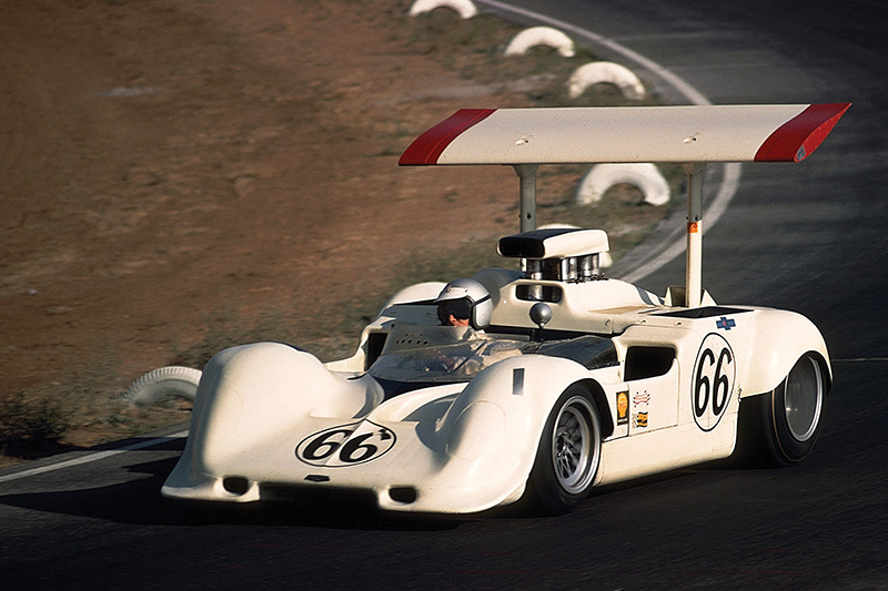 Chaparral american speed festival