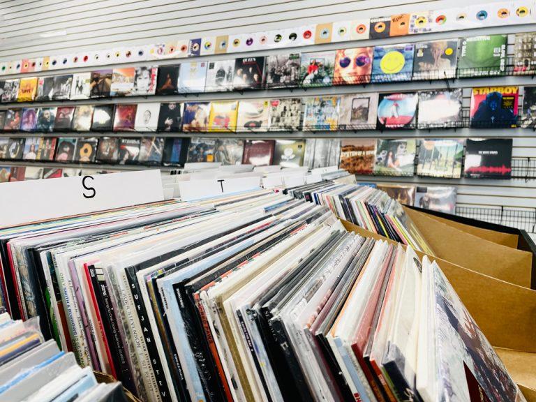 Renown Record Store Dearborn Music Opens In Downtown Farmington