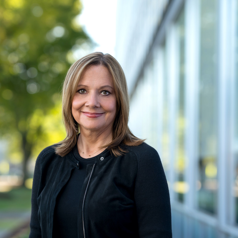 Mary Barra - Women Rock Science - Cranbrook Institute of Science
