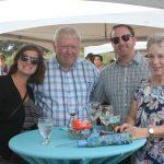 Garden Party on Belle Isle