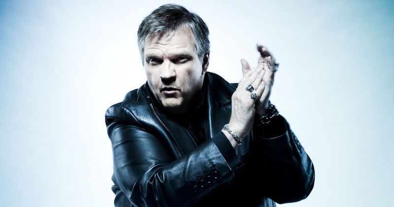 meat loaf - motor city comic con