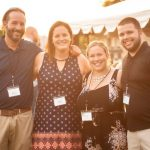 a fall evening with big brothers big sisters