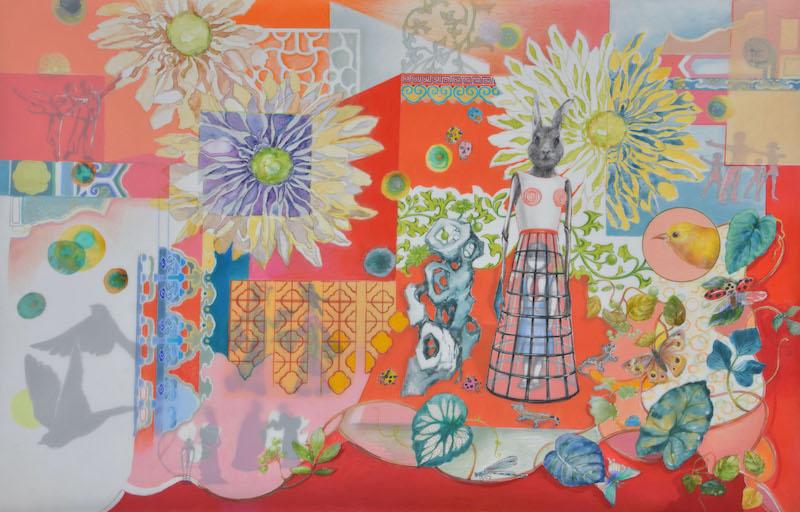 Qiu Luzhen - Life is But a Dream - Galerie Camille