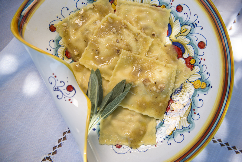 primi piatti - homemade pasta