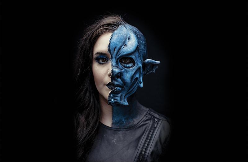 special effects makeup - alexandria bishop