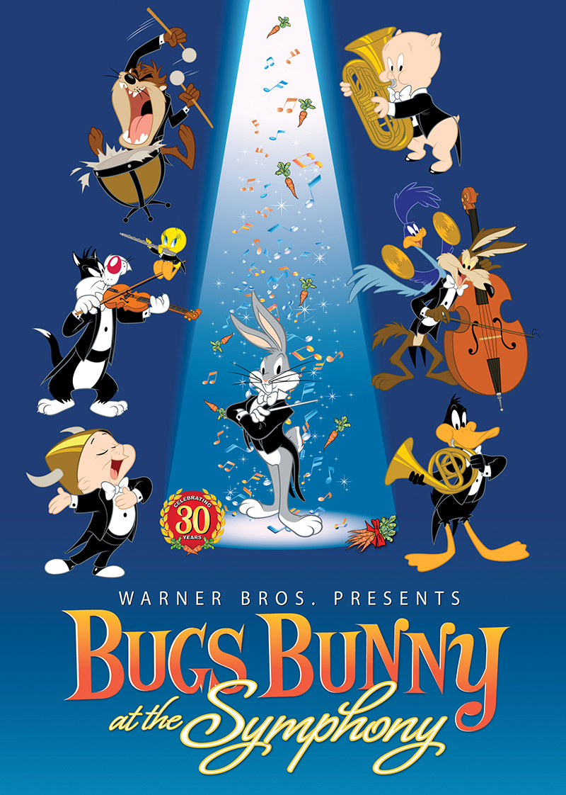 bugs bunny at the symphony - dso